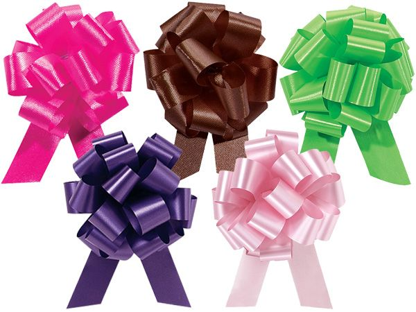 Assorted Pull Bows 2 5 Gift Ideas Pinterest Gifts Gift
