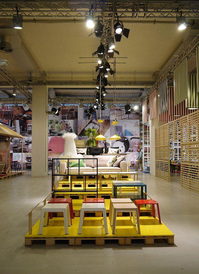 Ikea milan c design event for Ikea salone del mobile