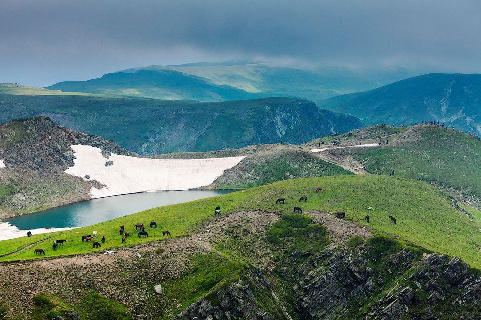 Tear Lake, Rila Mountaint, Bulgaria / Evgeni Dinev