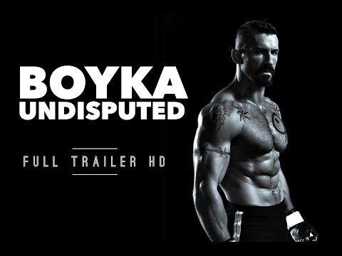Boyka Undisputed Official Trailer Hd Scott Adkins Scott Adkins Undisputed 4 Official Trailer