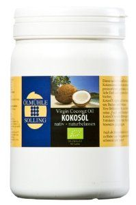 Ölmühle Solling Bio Kokosöl in PE-Dose 1000ml: Amazon.de: Lebensmittel & Getränke