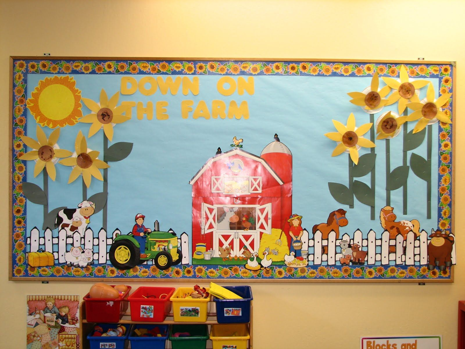 Art craft ideas and bulletin boards for elementary schools vegetable - Apple Bulletin Board Used The Same Bulletin Board Set As The Picture Below Just Displayed