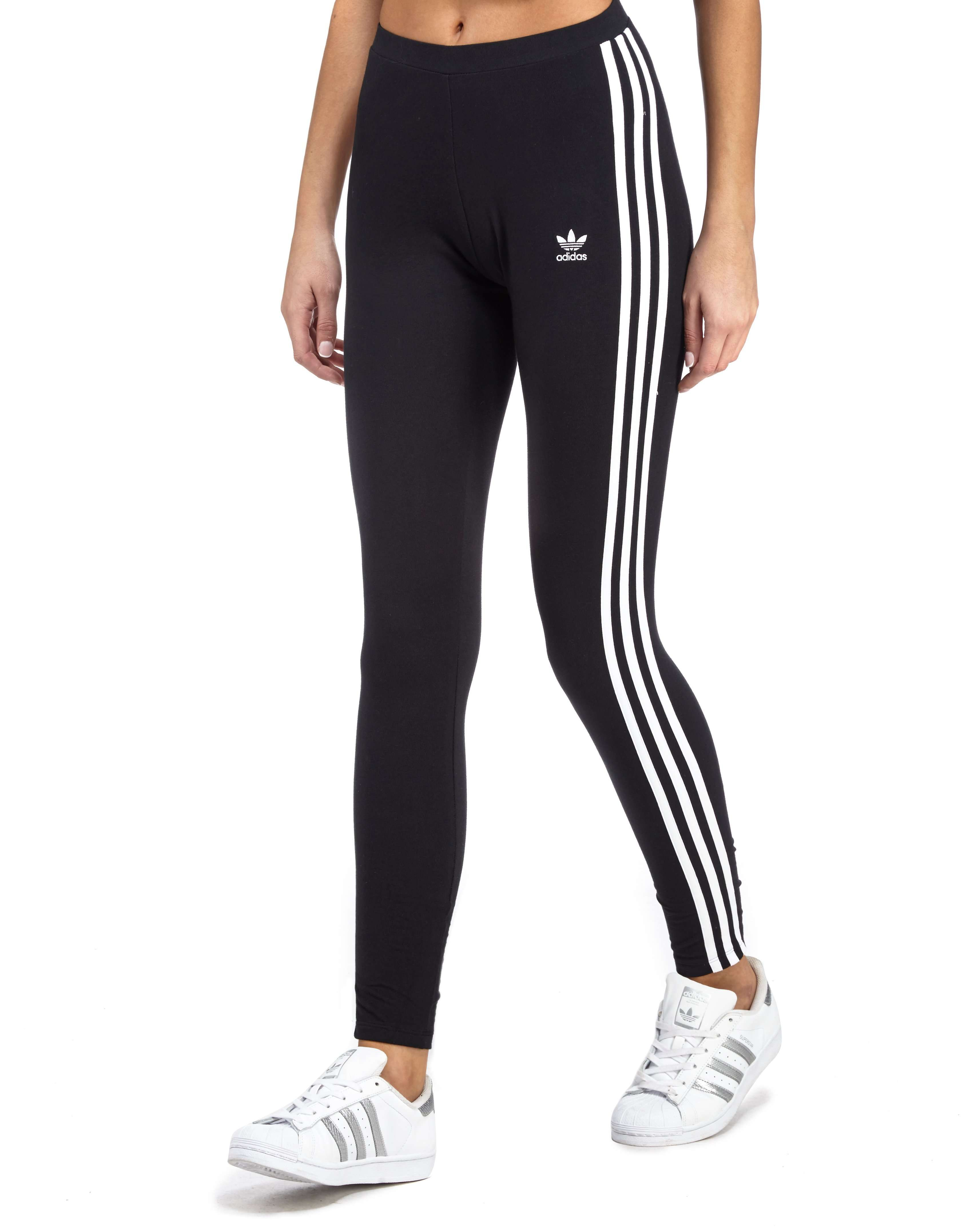 adidas Originals 3-Stripes Leggings - Shop online for adidas Originals  3-Stripes Leggings