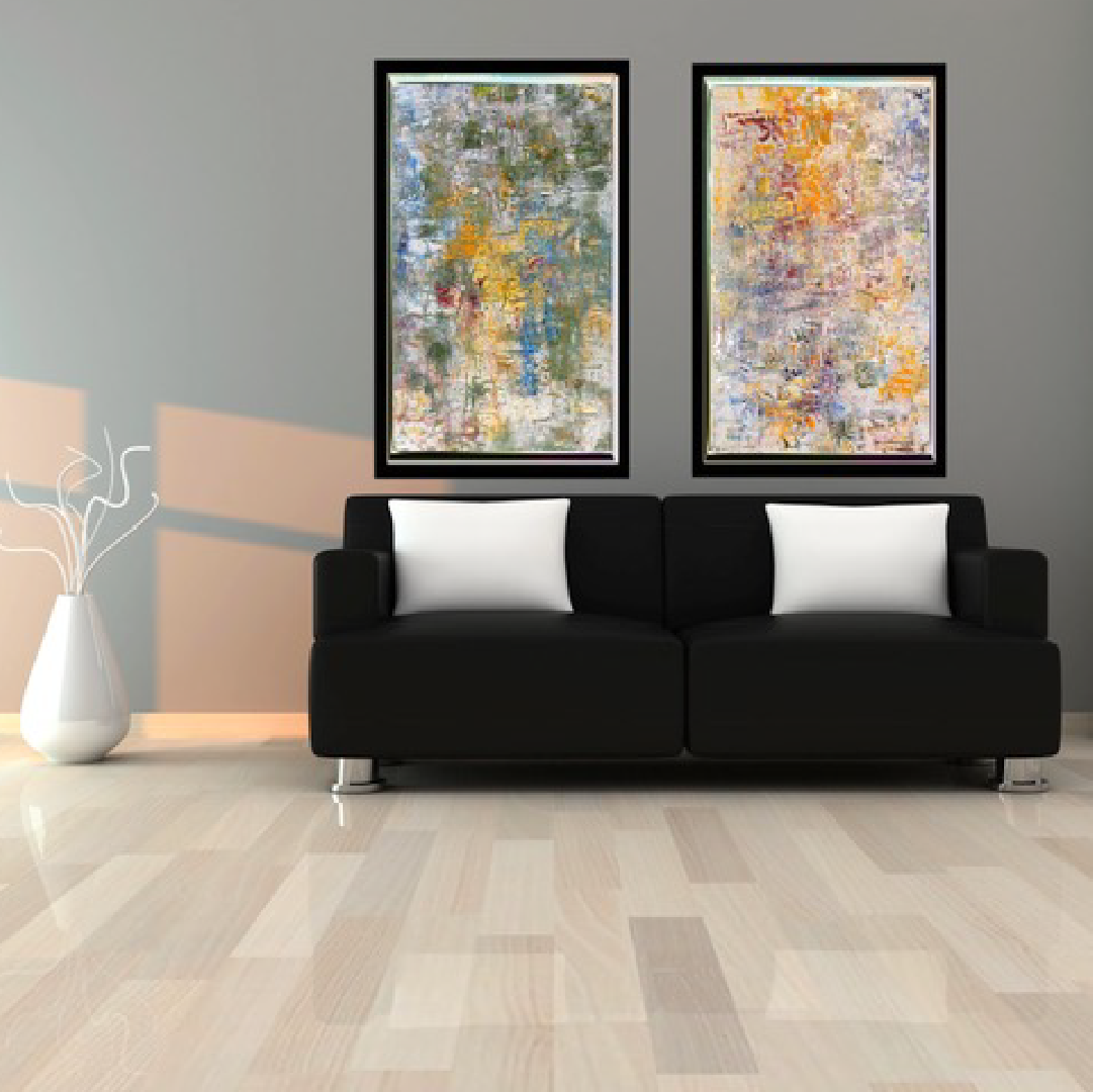Design A Custom Diptych For A One Of A Kind Backdrop Patouartist