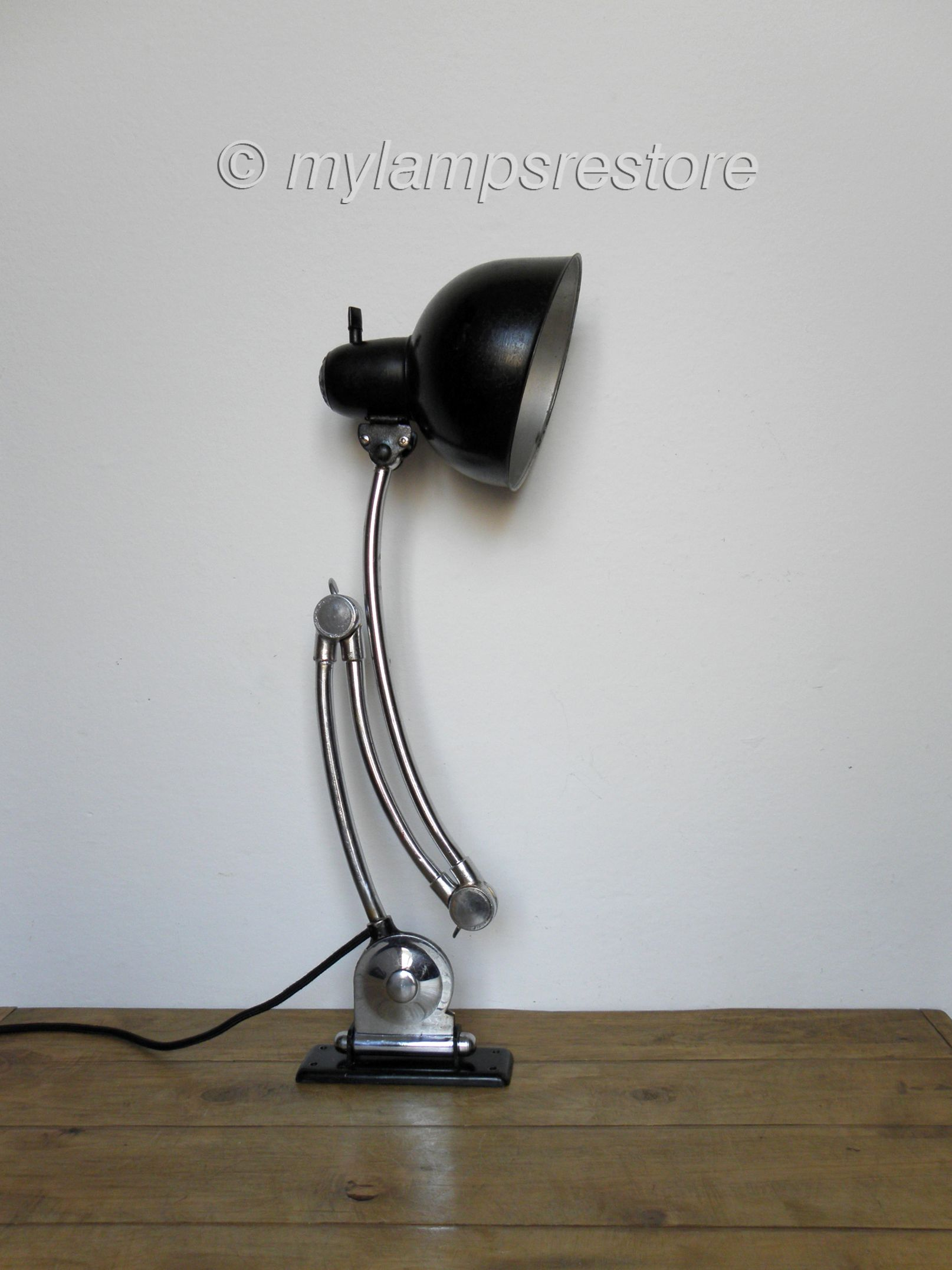 Kaiser Idell Lampe Lamp Kaiser Idell Rare Model 6559 Jdell Unique Light