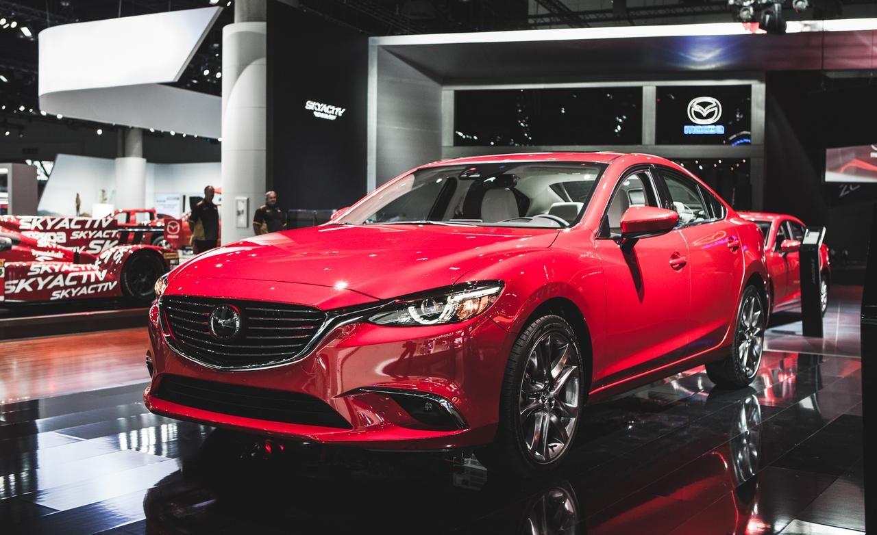 2016 Mazda 6 coupe
