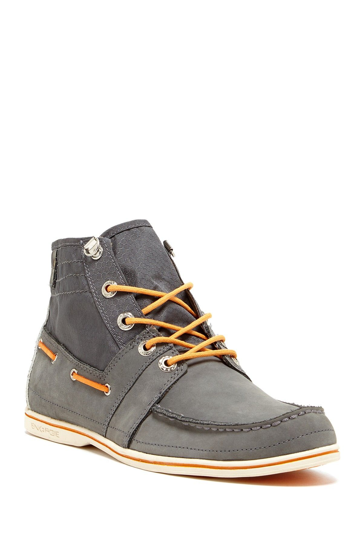Punter High Top Boat Shoe   Best shoes