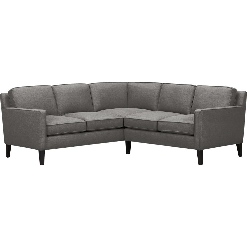 Comfortable And Banquette Y Crate And Barrel Tru