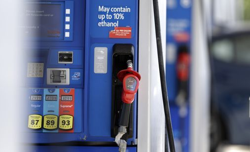 Ma Sales Tax On Cars >> Driving Is Surging In Massachusetts Gas Tax Revenue Not So