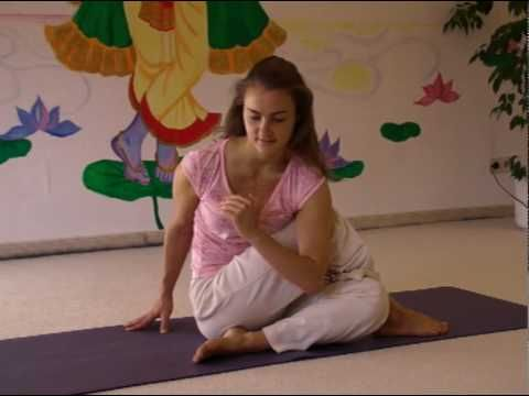 spinal twist  yoga variations for beginners and advanced
