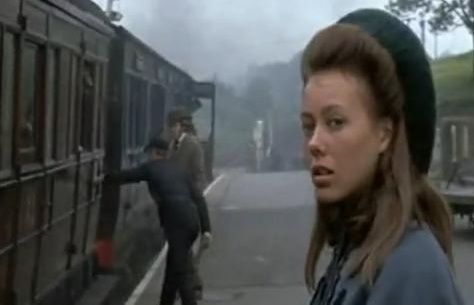 The Railway Children - famous words, 'Daddy! my Daddy ...