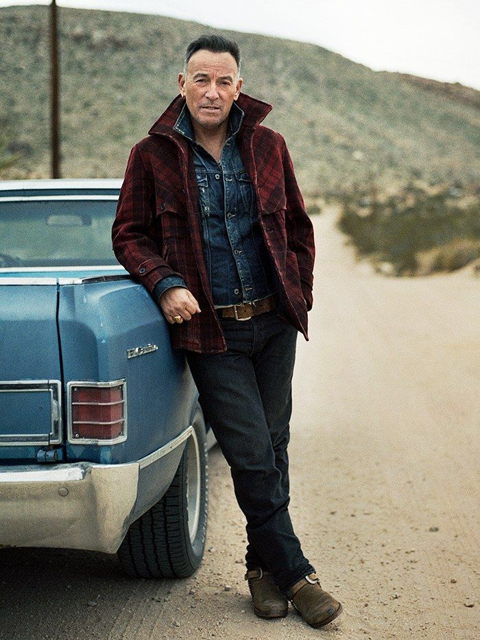 20 Photos of Bruce Springsteen's Boss Style