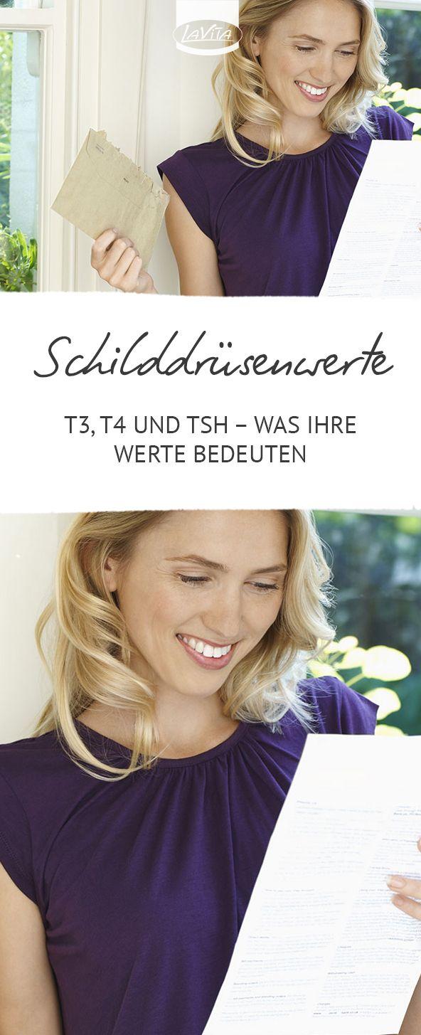 Photo of T3, T4 und TSH – was Schilddrüsenwerte bedeuten