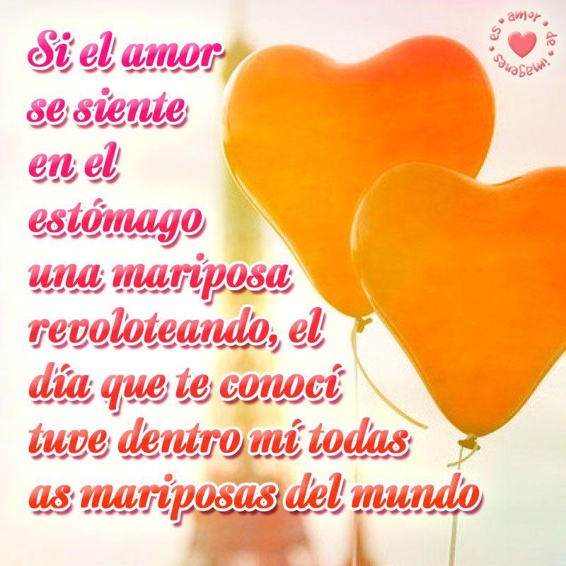 Bonita Imagen De Corazones Con Frase Larga De Amor Amor Love Y Amor