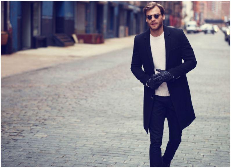 JEFFREY RÜDES Fall Winter 2015 Mens Look Book - Otoño Invierno #Menswear #Tendencias #Moda Hombre #Trends  T.F.
