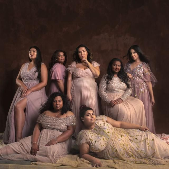 Photo of Nope, I Will Never Get Over This Photo Shoot With Plus-Size Asian Women