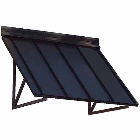 Patio Garden Metal Awning Window Awnings Back Doors