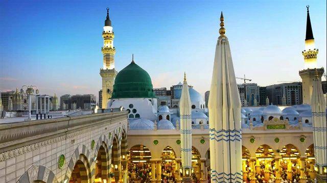 حسينيات ادعية رمضان من كتاب مفاتيح الجنان Masjid Medina Mosque Madina