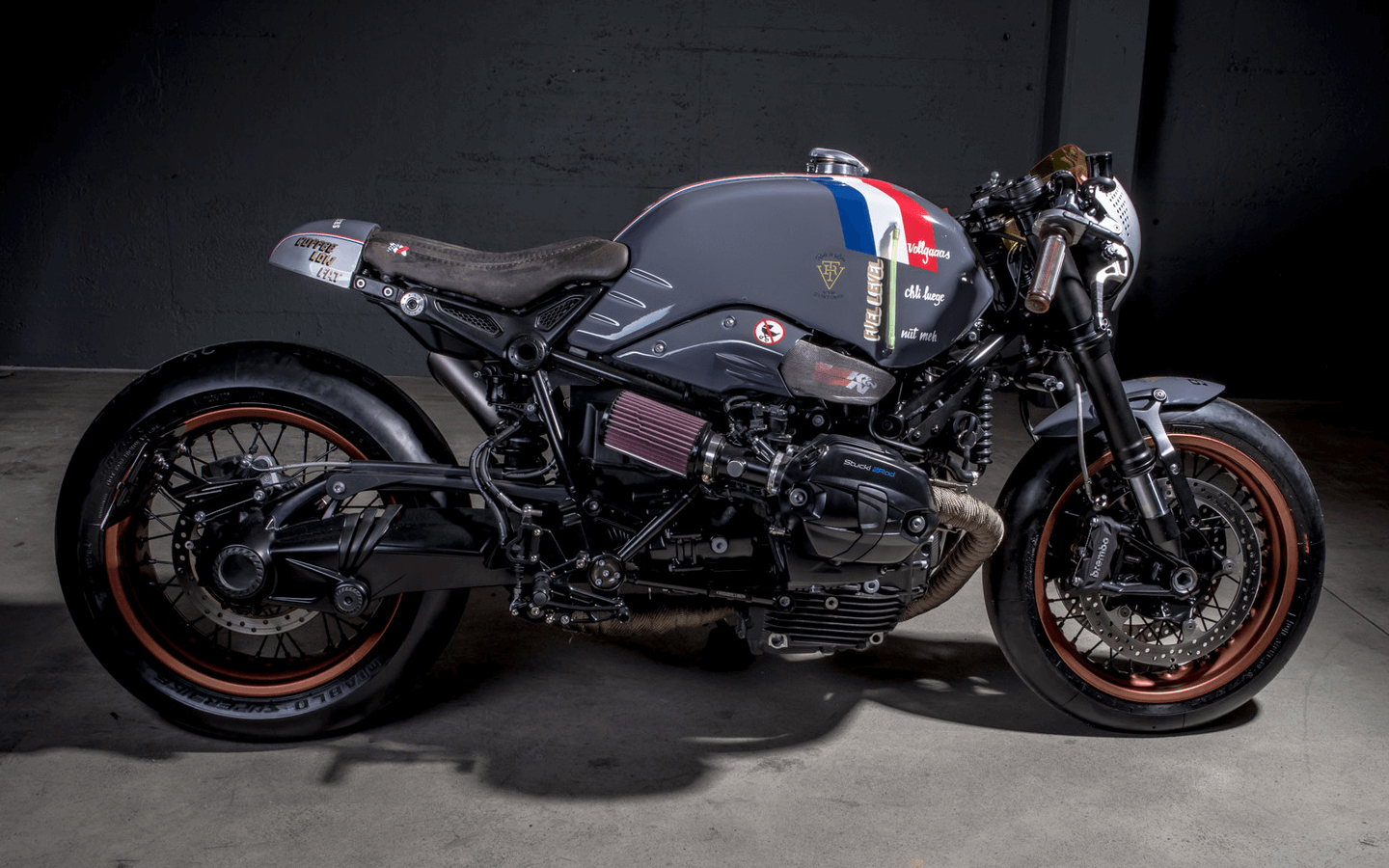 bmw r ninet custom by vtr customs motorr der bmw motorr der und umbau. Black Bedroom Furniture Sets. Home Design Ideas