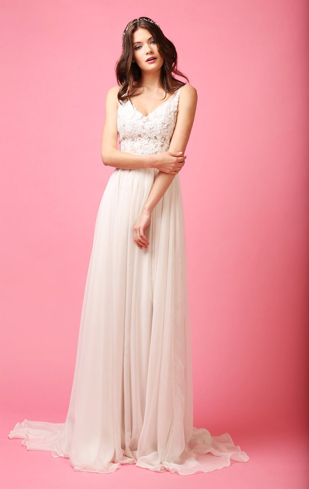 MATCH MADE BRIDAL || HEIDI TOP + GRECIAN SKIRT #bridalseparates ...