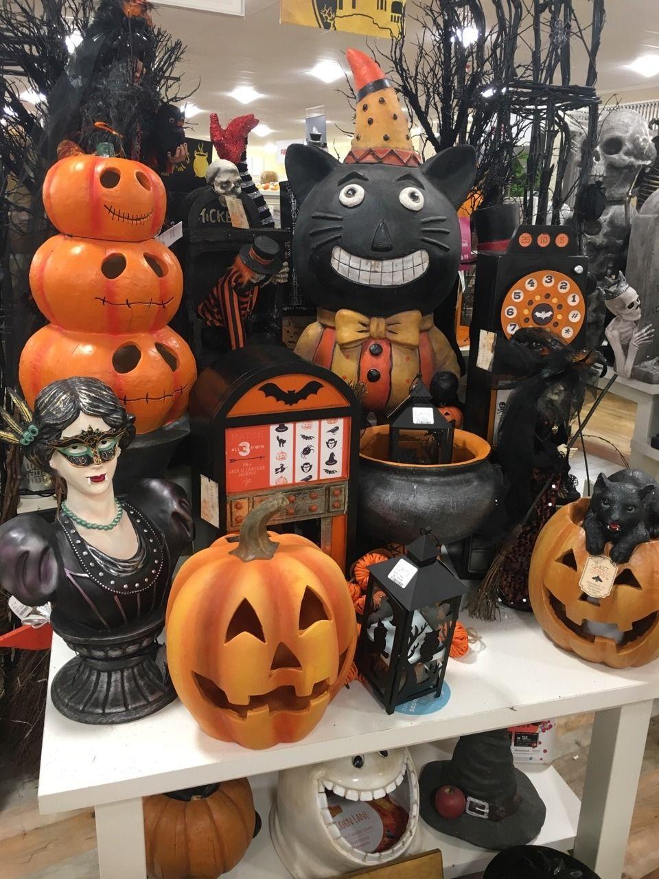 Home Goods Halloween is here!!! Vintage halloween