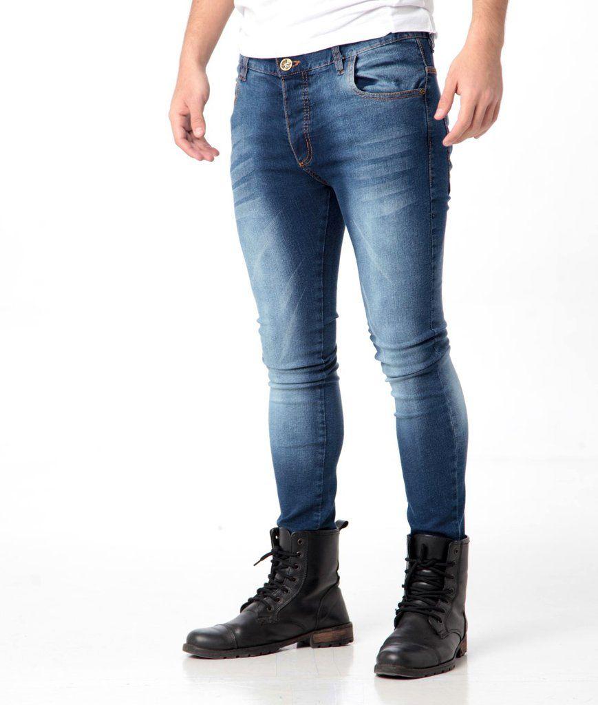 Pantalon 4014 Chupin Elastizado Comprar En Lefur Ropa De Hombre Moda Hombre Ropa Urbana