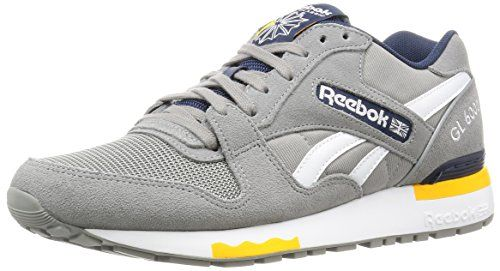 Reebok Herren Low Top Sneaker Sneakers, GL 6000 PP