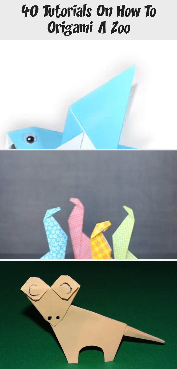 Photo of How to Make an Origami Elephant #origamiCube #origamiFox #origamiFashion #origam…