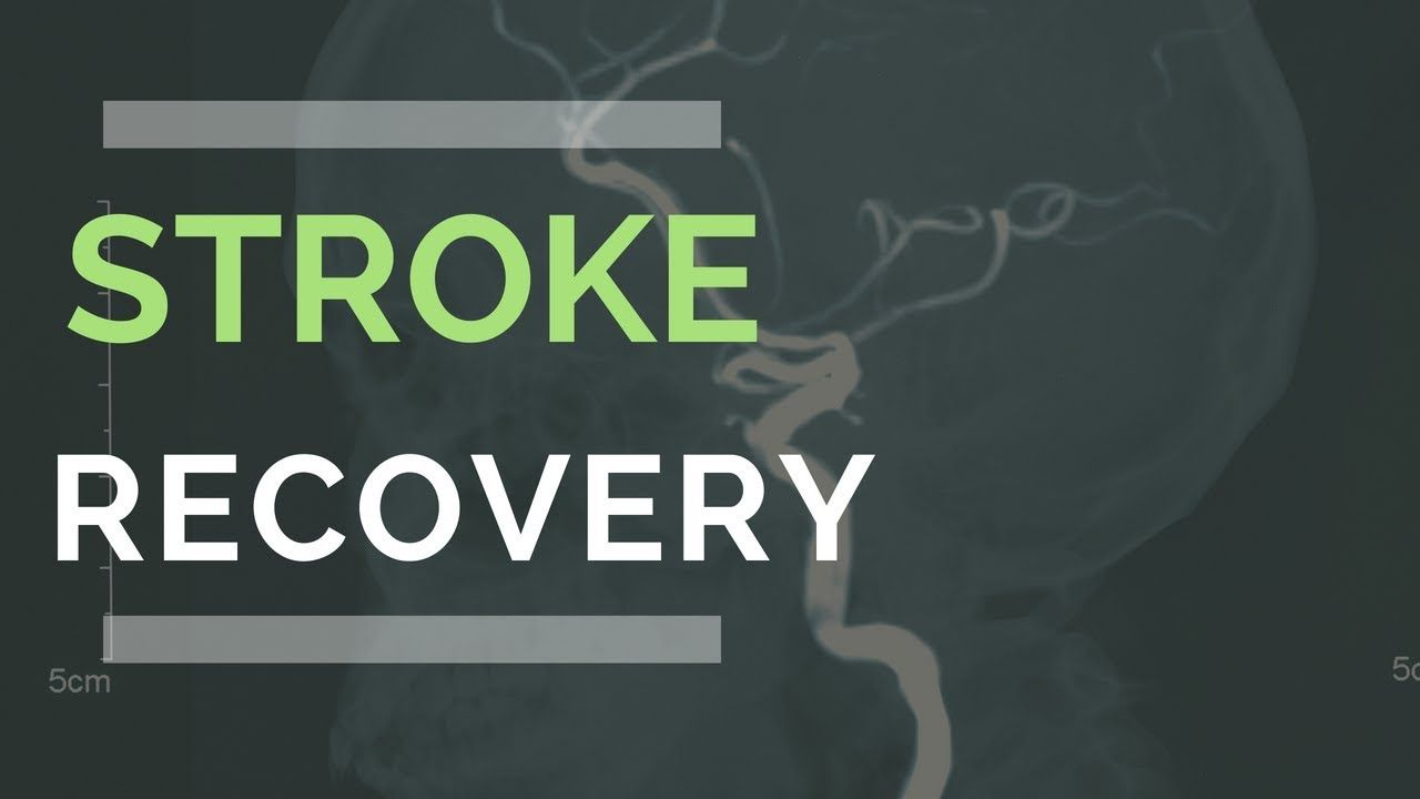 Stroke recovery what you didnt know about dental health