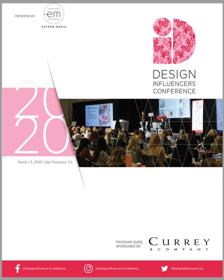 Home Design Influencers Conference In 2020 Agenda Design Design Media Design