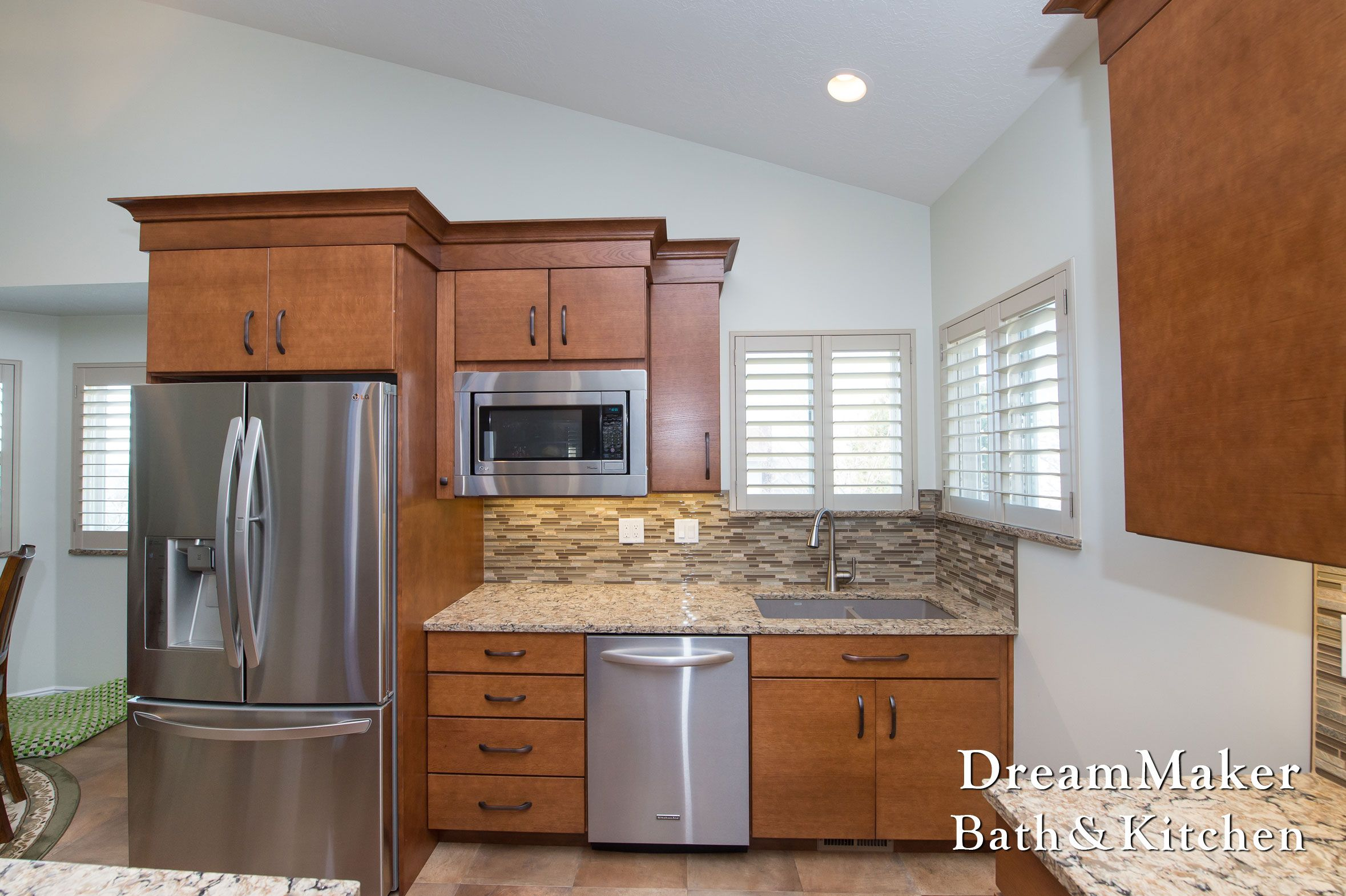 chrome appliances in this kitchen remodel andrea hanks photography kitchen remodel kitchen on kitchen remodel appliances id=48606