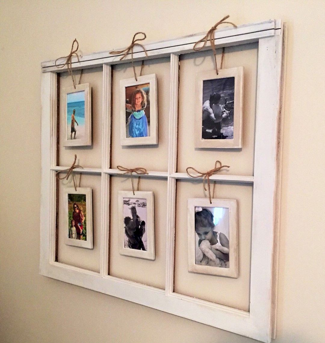 14 Best Diy Picture Frame Ideas For Amazing Home Wall Decor Nice
