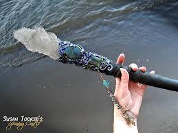 Driftwood scepter