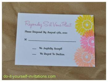 Diy pocket gerbera daisy wedding invitations rsvp cards diy diy pocket gerbera daisy wedding invitations rsvp cards solutioingenieria Image collections