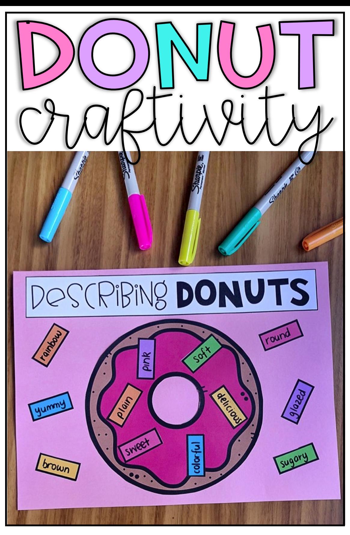 Adjective Craftivities
