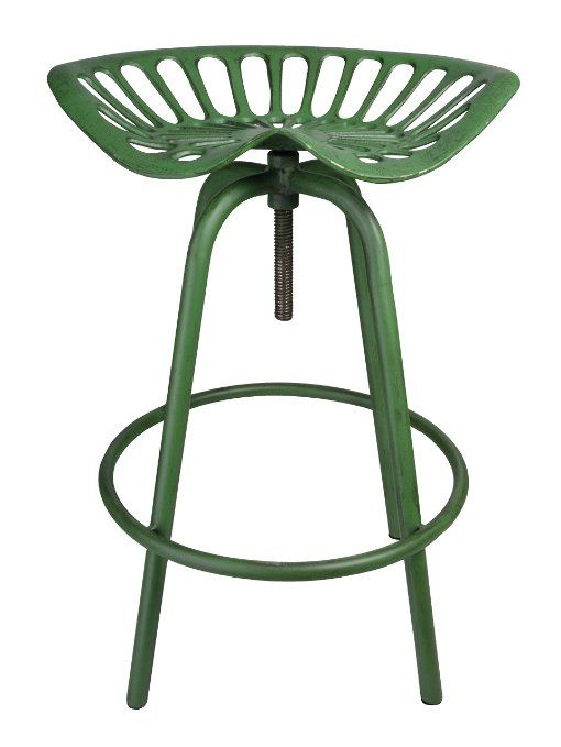 Gartenstuhl design  Esschert Design Traktorsitz, Gartenstuhl aus Metall: Amazon.de ...