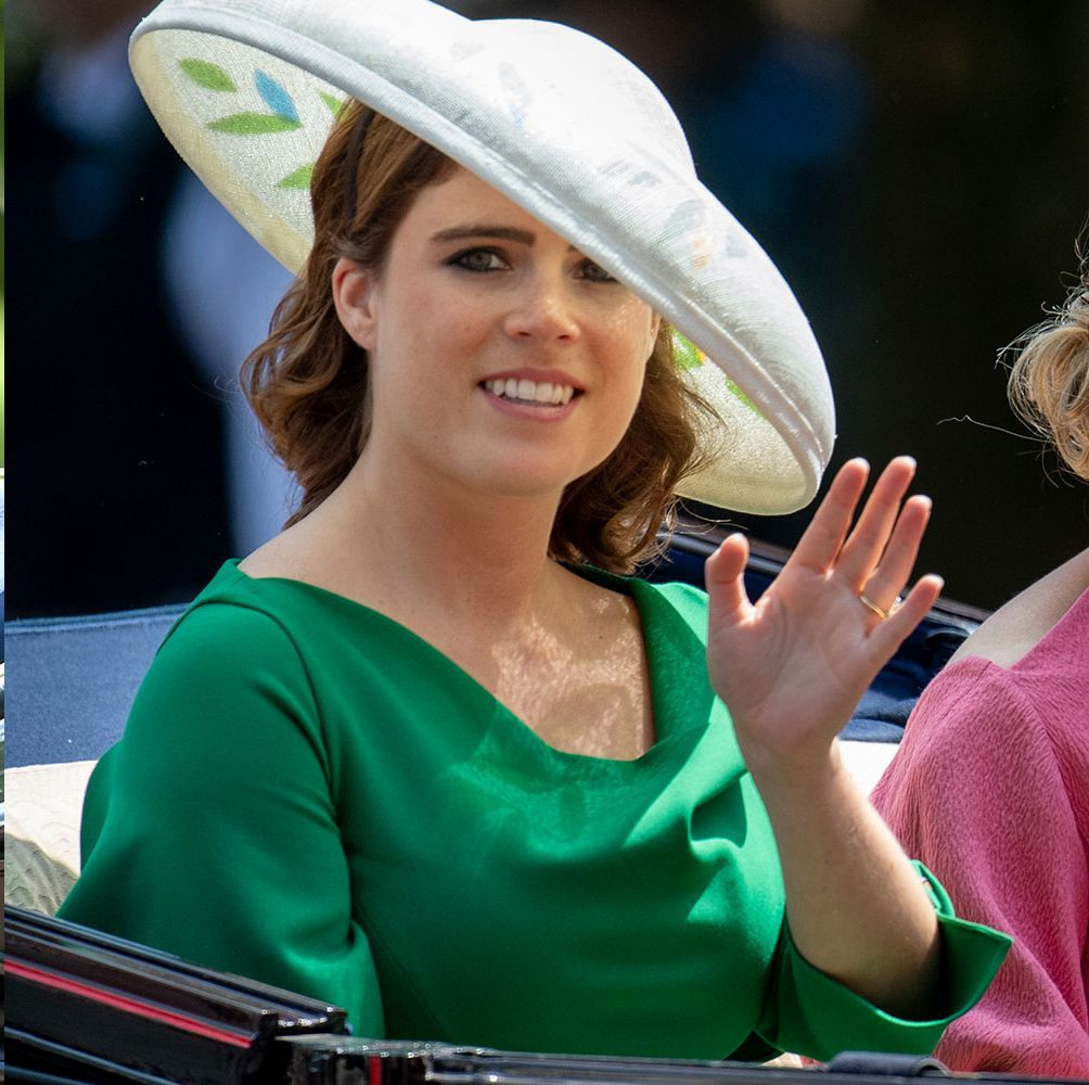 Princess Eugenie Hints Towards Her True Feelings About