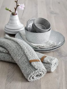Photo of DIY | Make knitted placemats yourself – mxliving