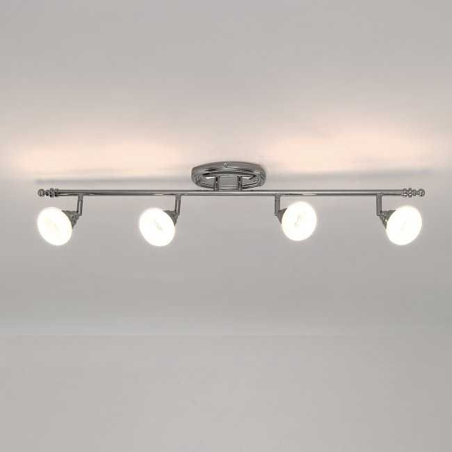 Monterrey 4 Light Wall Ceiling Mount Rail Kit By Wac Lighting