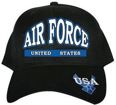 Military Ball Cap Air Force Logo Baseball Cap  fcee98eb247