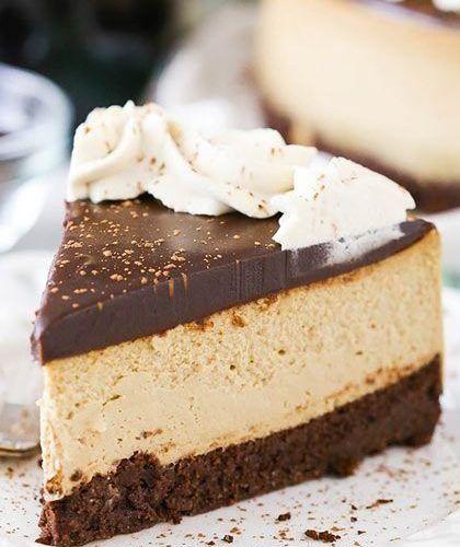 Çikolatalı Chesecake