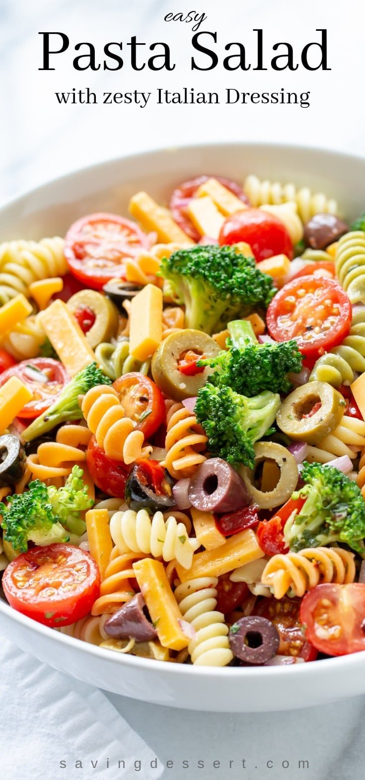Easy Pasta Salad images