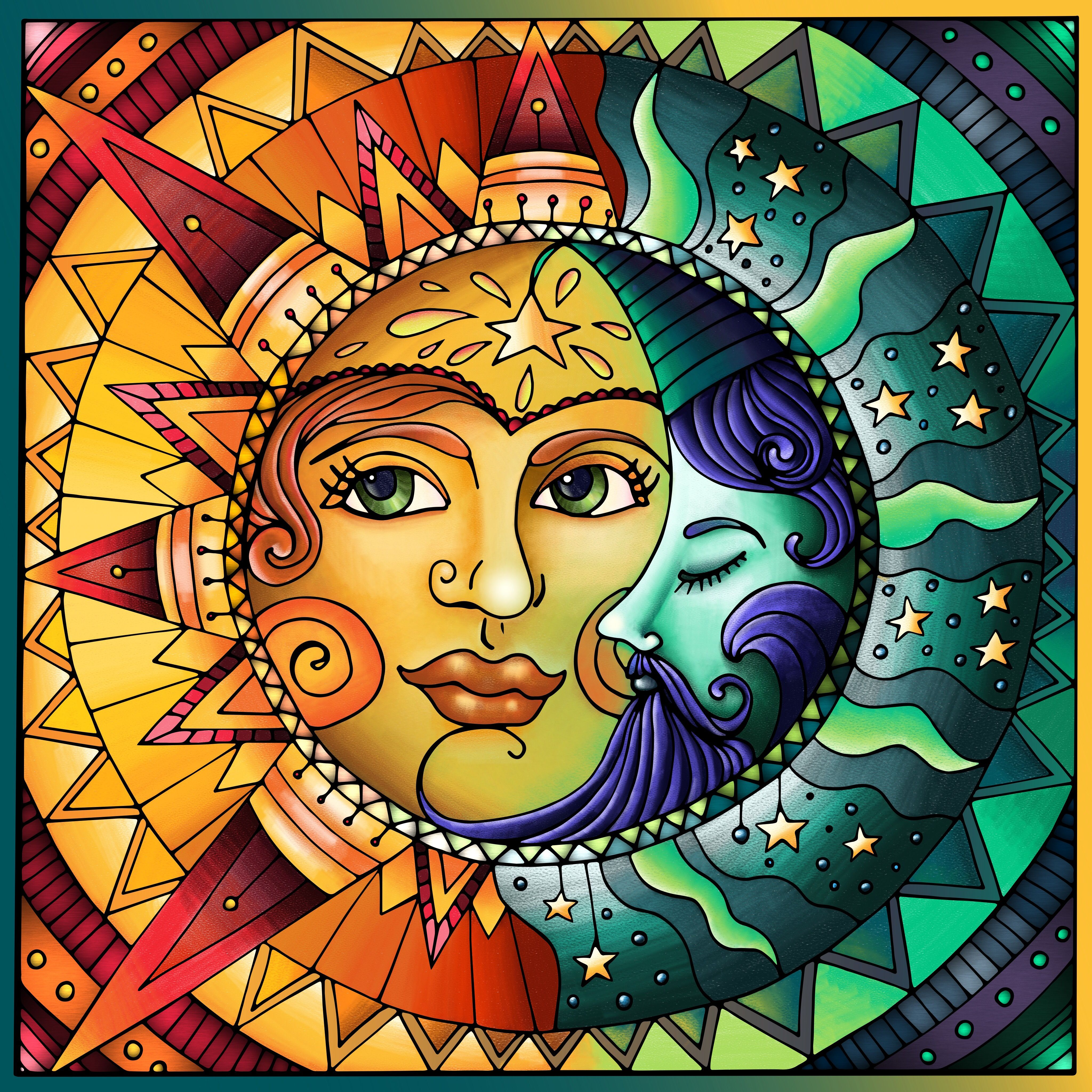 Some Painters Transform The Sun Into A Yellow Spot Others Transform A Yellow Spot Into The Sun Pablo Pi Sun And Moon Drawings Moon Stars Art Sun Painting
