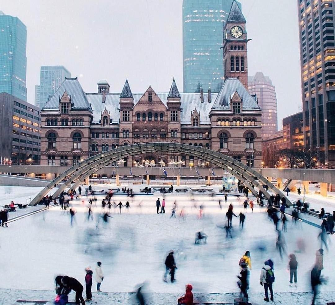Christmas in Toronto 13 Things To Do In Toronto During
