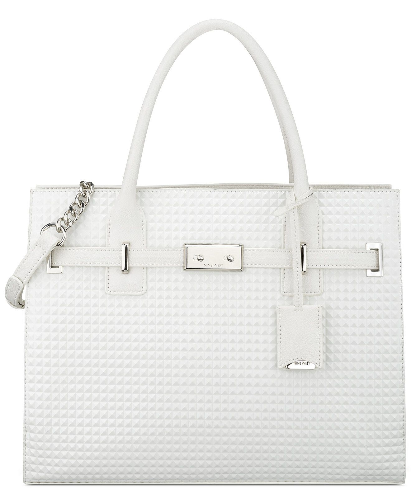 Nine West Internal Affairs Large Tote - Handbags   Accessories - Macy s d55c91bf88342