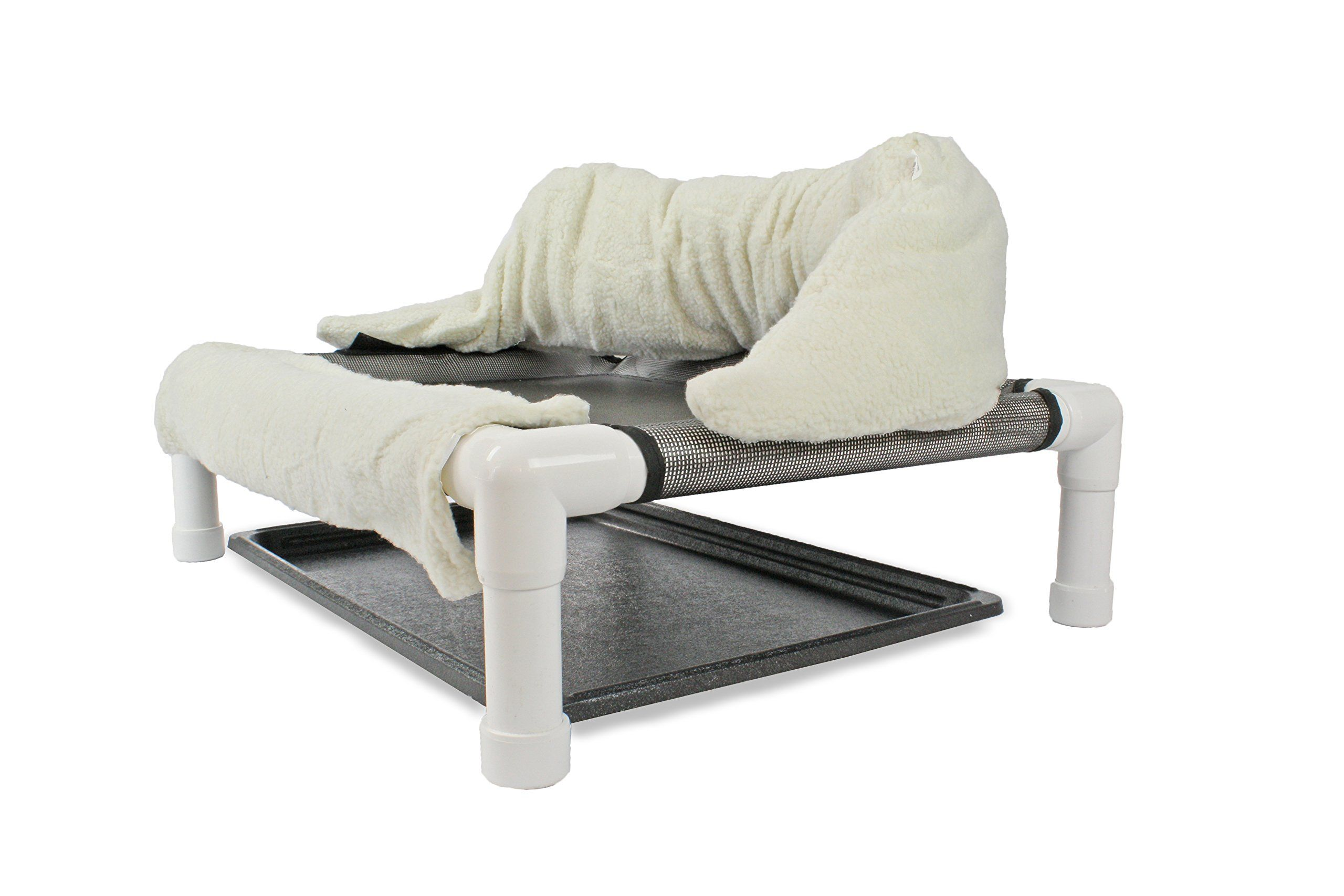 Elevated Bed For Incontinent Dogs And Other Pets >>> You
