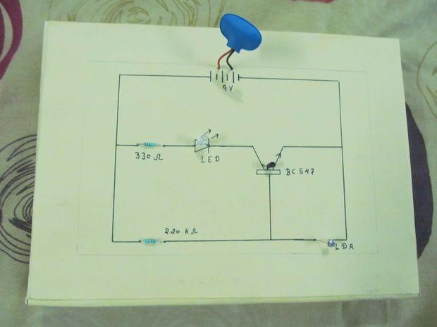Dark Sensor Light Sensor Automatic Street Light Light Sensor Street Light How To Make Light