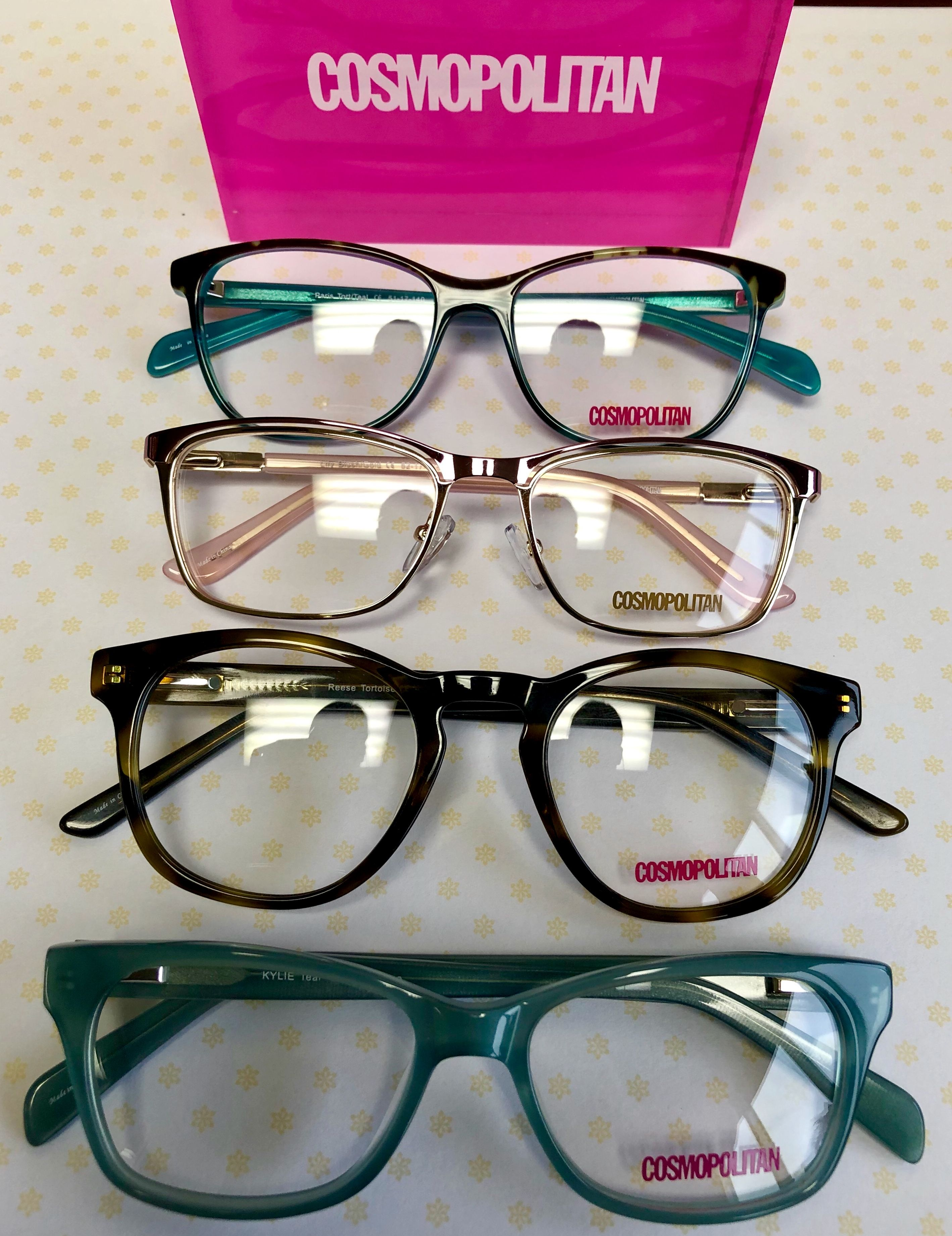 Fun Fearless Frames New Cosmopolitan Styles Just Arrived