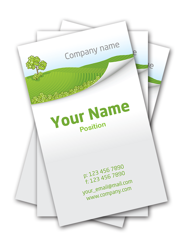 Free nature business cards illustrator template file include pdf free nature business cards illustrator template file include pdf eps and jpeg flashek