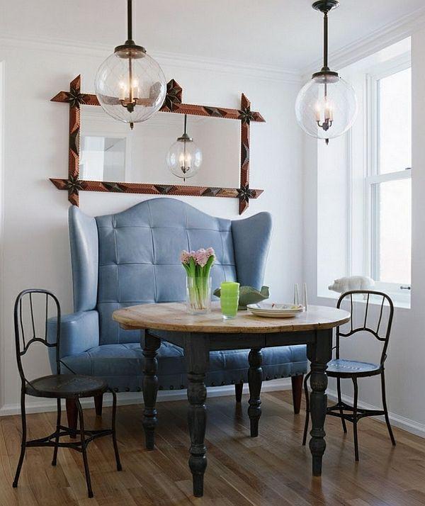50 einrichtungsideen f r kleine esszimmer einrichtungsideen f r kleine esszimmer leder sofa. Black Bedroom Furniture Sets. Home Design Ideas